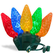 Twinkling Christmas Tree Lights Canada by Led Christmas Lights Wintergreen Corporation