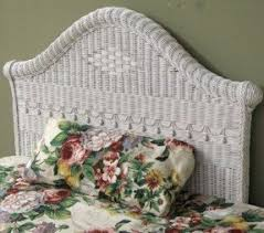 wicker headboards foter