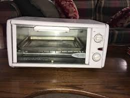 VINTAGE BLACK & Decker Toast R Oven Broiler Model TRO 200TY1