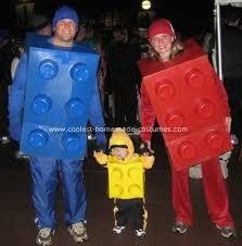 Lego Halloween Costume Coolest Lego Family Costume Unique Costumes Legos Halloween