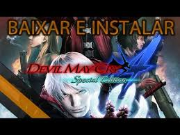 baixar e instalar devil may cry 4 special edition completo pc 2015