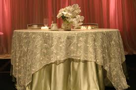 wedding linens rental wedding linen rental in southeast creative celebrations