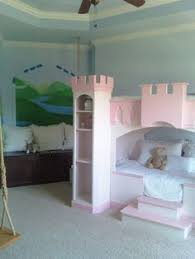 Castle Bunk Beds For Girls by Princess Castle Bed Diy Plans By Ana White Com Kiddo Bedrooms
