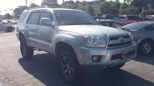 toyota 4runner radio 2008 toyota 4runner limited 4x4 carfax certified lifted sunroof