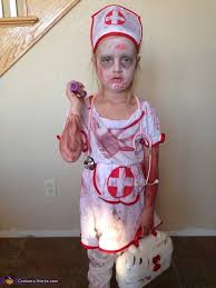 Halloween Nurse Costume Zombie Nurse Halloween Costume