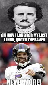 Edgar Allen Poe Meme - edgar allan poe large imgflip