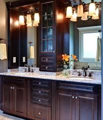 Bathroom Sink Base Cabinet Cabinet Between Bathroom Sinks Best Images About Cabinet Between