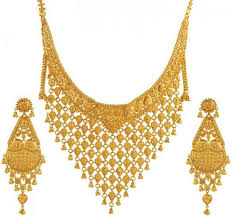 gold set in pakistan bridal jewellery set gold necklace designs 2014 2015 pakistan