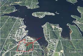 30 acres on crane lake