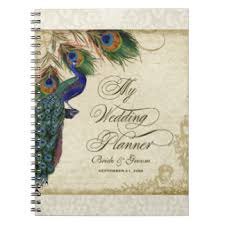 Wedding Planner Journal Wedding Planner Notebooks U0026 Journals Zazzle Co Uk