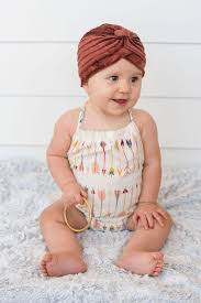 headband for baby baby velvet turban three bird nest