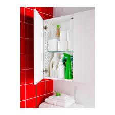 White Wall Cabinet Bathroom Lillången Wall Cabinet Black Brown Ikea