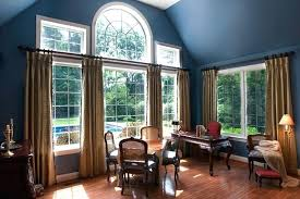 home office window treatments window treatments for transom windows transom window solutions