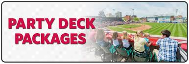 party deck packages erie seawolves tickets
