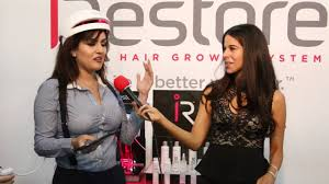 irestore hair loss laser treatment for men and women youtube