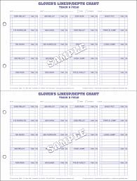 Football Depth Chart Template Excel Printable Football Depth Chart Template Printable Maps