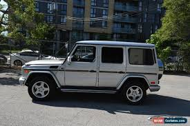2002 mercedes g500 for sale 2002 mercedes g class for sale in canada