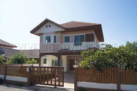 large brand new two storey house for sale in udon thani baan lueam