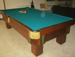 brunswick monarch pool table cost to ship 1929 brunswick monarch pool table with accessories