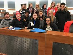 senior trips for high school graduates senior allied health and nursing students field trip to mtc