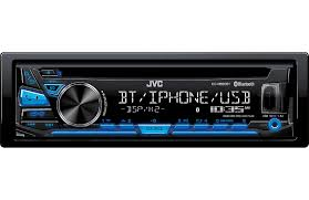 jvc home theater safeandsoundhq jvc kd r880bt single din bluetooth in dash cd receiver