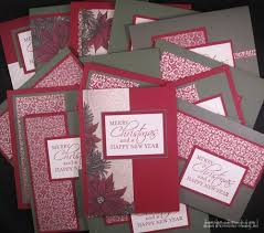 one sheet wonder christmas cards ink it up with jessica card