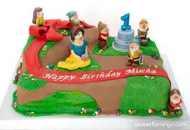 snow white sweet flamingo cake co