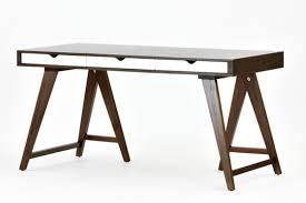 cool home office desk cool home office desk blue sun tree trestle desk hmmm pinterest