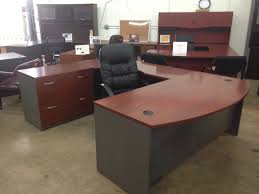 Fancy Office Desks Fancy Bush Office Desk With Additional Home Decoration For
