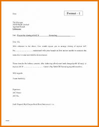 Dd Cancellation Letter Format Bank Of India beautiful saving account closing letter format 盪 regulationmanager