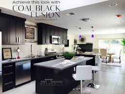 painting your kitchen cabinets black make paint your kitchen or bathroom cabinets for