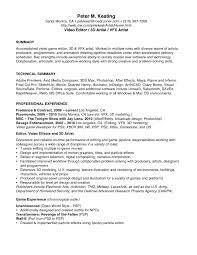 Production Resume Template Cover Letter Production Assistant Resume Template News Production