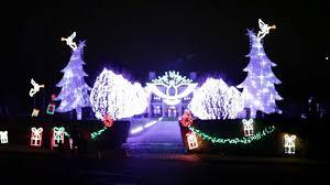 christmas light show ct christmas lights awesome youtube