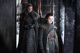 Game Of Thrones Game Of Thrones Season 7 Theory Are Sansa And Arya Stark Working