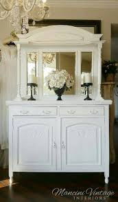 romantic early 1900 u0027s antique buffet cabinet mirrored bar