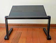 Furinno Laptop Desk Furinno Ergonomics 360 Degrees Adjustable Laptop Desk Black Ebay