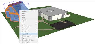 modeling complex 3d shapes with the solid tools sketchup