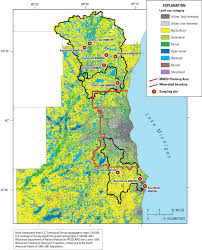 Southeast Wisconsin Map by Usgs Ofr 2006 1121 Surface Water Quantity And Quality Of The
