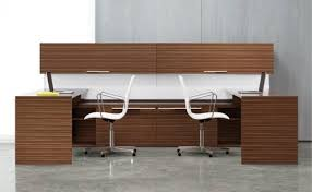 two person desk tribeca loft black home office group ofgld1080