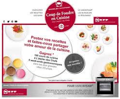 jeux de concours de cuisine coup de foudre en cuisine concours de cuisine national proposé