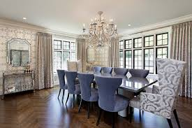 Dining Room Drapes Dining Room Elegant Dining Room Drapes Styles Collection Modern