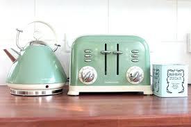 Delonghi Kettle And Toaster Cream Delonghi Green Kettle Kettle And Toaster Set Breville Pick Mix 2