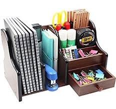 Corner Desk Organizer Office Desk Organizers Pag Supplies Wood Organizer Book