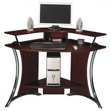 Oak Corner Computer Desk Fabulous Corner Computer Desks For Home Office Furniture Modern