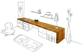 plan pour fabriquer un bureau en bois bureau plan de travail plan pour fabriquer un bureau en bois 8