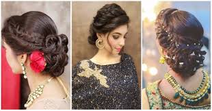 indian hairstyles engagement top 30 most beautiful indian wedding bridal hairstyles for every length