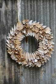 large metal wreath masquerade