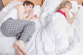 Husband Romance In Bedroom Why Are Men Always And Women Always Cold Daily Mail Online