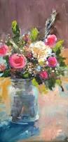 best 25 acrylic painting flowers ideas on pinterest painting