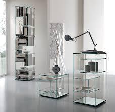 tonelli liber glass bookcase modern bookcases tonelli design